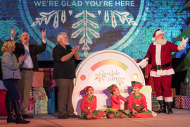 26th Annual Glendale Glitters Spectacular Opening Weekend