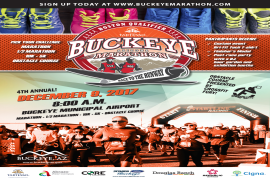 4th Annual Buckeye Marathon/Half Marathon/5K