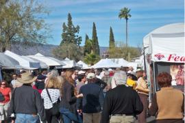 25th Annual Carefree Fine Art & Wine Festival