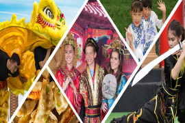 28th Annual Chinese Week's Culture and Cuisine Festival – Year of the Dog