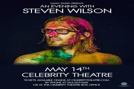 Steven Wilson and his North American Tour 2018