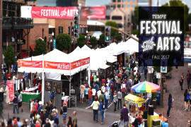 51st Annual Fall Festival of the Arts - Tempe