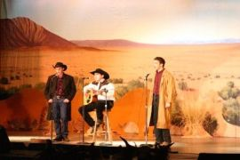 26th Annual Cochise Cowboy Poetry & Music Gathering