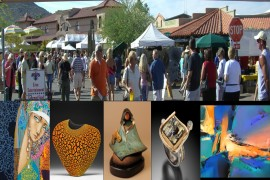 23rd Annual Carefree Fine Art & Wine Festival