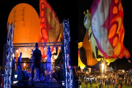 9th Annual Cave Creek Balloon Festival