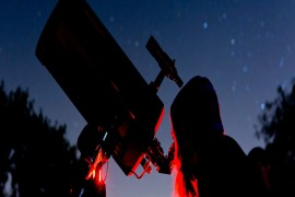 Star Party at Oracle State Park