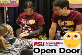 ASU Open Door at the Biodesign Institute