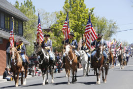 12th Annual Flagstaff Armed Forces Day Parade