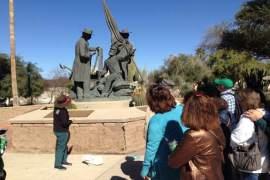 Turquoise Trail Walking Tour