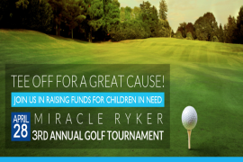 3rd Annual Miracle Ryker Golf Tournament
