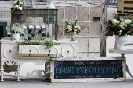Annual Front Porch Pickins Vintage Market