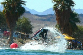 IJSBA Spring World Finals Pro Freestyle Expo