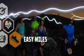 2018 REI Trail Run Series: Starry Night in the McDowells