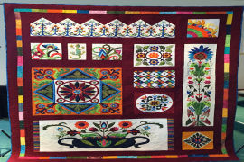Mountain Top Quilters Guild Quilt Show – Quilts of the High Desert