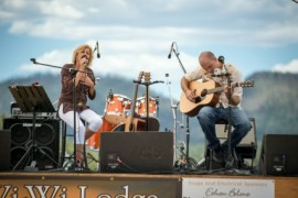 7th Annual Alpine Country Blues Festival