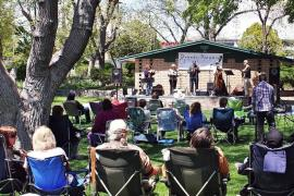 Sounds of Kingman – Concert in the Park: The Rivals