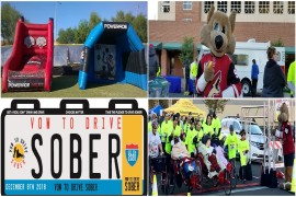 2nd Annual Vow to Drive Sober 5K/1 Mile Run, Walk, Wheel Event and Expo