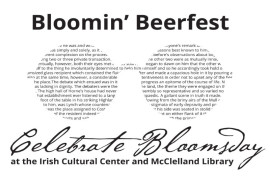 12th Annual Bloomin' Beerfest