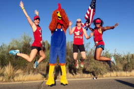 Run with the Roosters