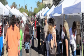 DT Mesa Fest (Downtown Mesa Festival of the Arts) - Feb. 16