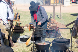 9th Annual Chandler Chuck Wagon Cook-Off
