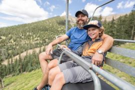 Summer at Arizona Snowbowl