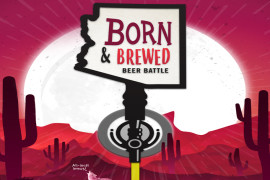 Born & Brewed Beer Battle