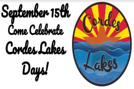 Cordes Lakes Days