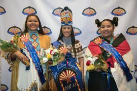57th Annual Miss Indian Arizona Scholarship Program