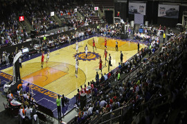 2018 Northern Arizona Suns vs. Salt Lake City Stars