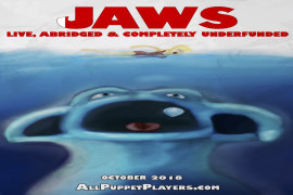 Jaws: Live, Abridged & Completely Underfunded