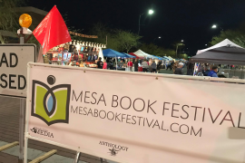 2nd Annual Mesa Book Festival 2018