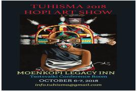 18th Annual Tuhisma Hopi Art Show