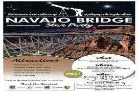 Navajo Bridge Star Party