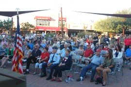 10th Annual Veterans Day Honor