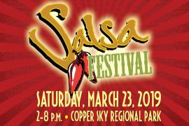 15th Annual Maricopa Salsa Festival