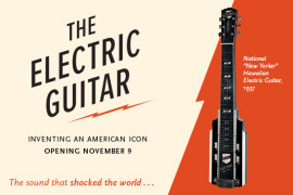 The Electric Guitar: Inventing an American Icon