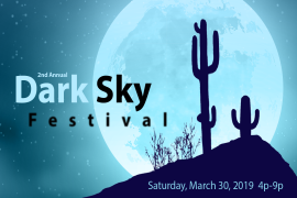 2nd Annual Fountain Hills Dark Sky Festival