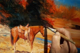 45th Annual Phippen Museum Western Art Show & Sale