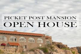 Picket Post Mansion Open House