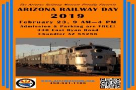 6th Annual Arizona Railway Day