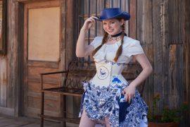 Wild Wild West Steampunk Convention 8