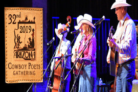 32nd Annual Arizona Cowboy Poets Gathering
