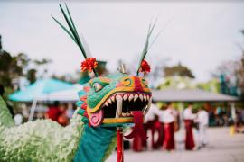 Mask Alive! Festival of Masks