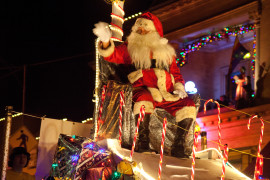 Prescott's 24th Annual Holiday Light Parade