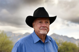 """Cowboy Up!"" talk and book-signing with Alan Day"