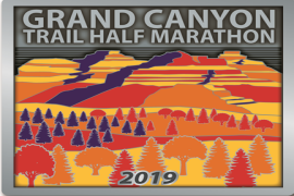 Grand Canyon Trail Half Marathon