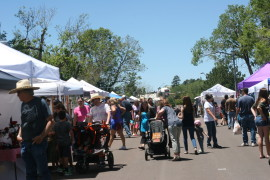 Show Low Main Street Farmers' Market & Art Walk - 2019