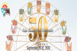 50th Annual Gila County Fair