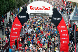 Annual Rock 'n' Roll Arizona Marathon & 1/2 Marathon
